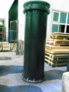 1800mm Diameter Long-Axis Vertical Drainage Pump