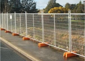 Canadian Style Temporary Fencing