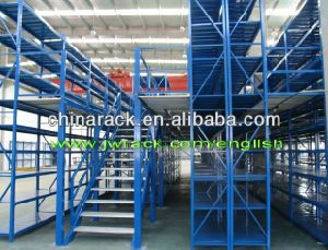 Muiti-Level Storage Mezzanine Rack (JW-CN1410553) pictures & photos