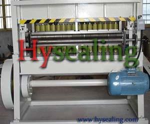 Metal Foil Puncher Machine Hysealing Gasket pictures & photos