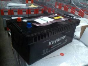 Heavy Duty Truck Dry Charged Automotive Battery Battery N200 200ah 12V pictures & photos