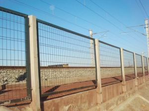 Railway Protection Fence (DJ-252)