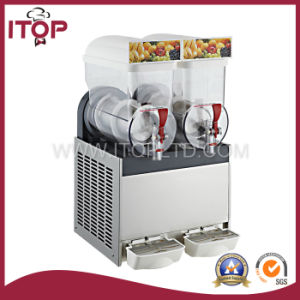 Commercial Stainless Steel Slush Granita Machine (SM-15) pictures & photos