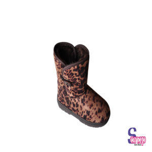 Leopard Boots for Lady Snow Boots