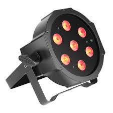 7*10W RGBW 4in1 LED Stage DJ DMX Control LED PAR