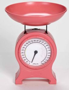 Plastic Manual Mechanical Weight Scale Zzsp pictures & photos