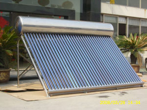 All Stainless Steel Upressurized Solar Water Heater pictures & photos
