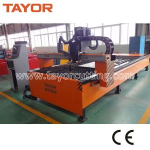 Table High Definition Plasma and Flame Cutting Machine pictures & photos