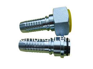 Heavy Duty Female Metric Hose Fitting (20511)