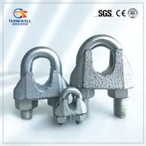 Casting Us Type Malleable Wire Rope Clip pictures & photos