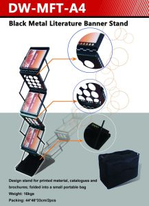 Display Stand Literature Stand (DW-MFT-A4) pictures & photos