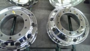 Truck and Trailer Forged Aluminum Wheel 22.5X9.00