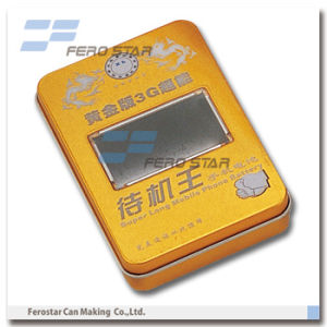 Battery Tin Box