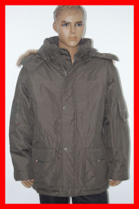 Parka for Men, Men′s Fashion Style in Winter (NY2)
