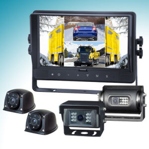 Reversing Camera Systems with LCD Monitor and Backup Cameras