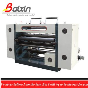Adhesive Tape Slitting Machine pictures & photos