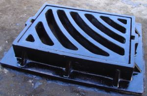 Water Trench Grate/Water Gully Grating/Water Grate Manhole Cover pictures & photos