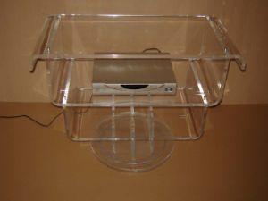 Acrylic TV Table(AF-A-0025)