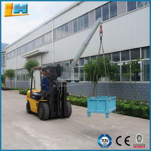 Material Handling Equipment Used Forklift Attachment Crane Jib