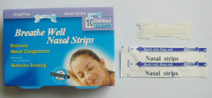 2016 Medical Products Breath Well Nasal Strips Better Breathe Nasal Strips pictures & photos