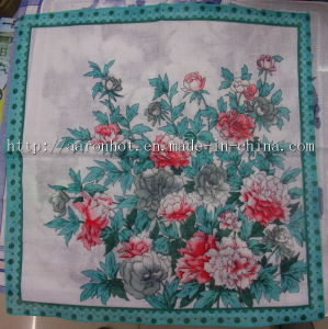 Printed Handkerchief 100% Cotton - 4