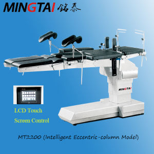Eccentric Operating Table with CE pictures & photos