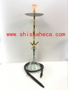 Aluminum Shisha Nargile Smoking Pipe Hookah pictures & photos