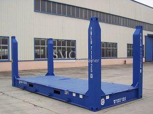 20 Feet & 40 Feet Flat Rack/Platform Containers