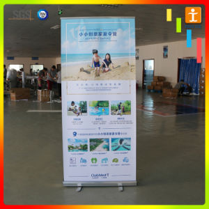 Advertising Promotion Retractable Roll up Banner Stand pictures & photos