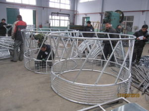 Hot Dipped Galvanized Round Hay Feeder for Cattle pictures & photos