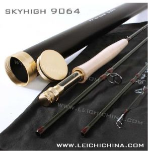 High Quality Wholesale Japanese Toray Carbon Fly Rod pictures & photos