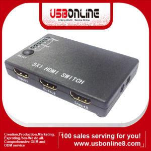 Mini 5*1 Hmdi Switch (WSS-SWITCH03)