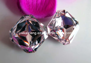 Square Sw Crystal Beads (FS4614)
