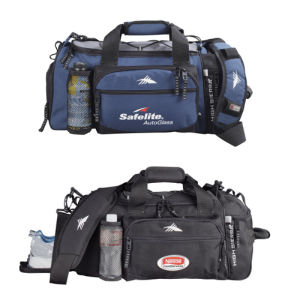 Shoulder Travel Duffel Bag with Shoes Compartment (MS2087) pictures & photos