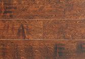 Handscraped Oak Dark Laminate Flooring pictures & photos