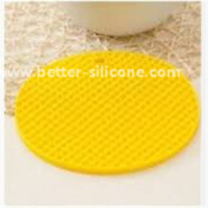 Simple Round Shaped Rubber Pot Pad pictures & photos