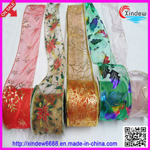 Organza Ribbon (XDOR-006) pictures & photos
