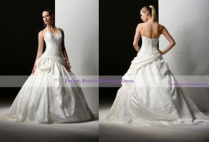 Wedding Dress & Wedding Gown (Hs06-Mic)