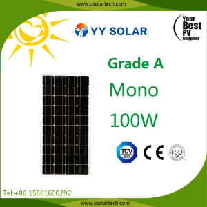 100W/150W/200W High Efficiency Factory Price Solar Panel with Ce TUV pictures & photos