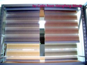 Sheer Double - Layer Zebra Blind pictures & photos