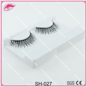 High Quality Synthetic Hair Eyelashes From China Factory pictures & photos