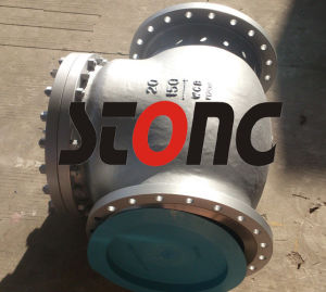 ANSI API Bolted Bonnet Carbon Steel Wcb Swing Check Valve pictures & photos
