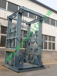 Electric Hydraulic Freight Platform Elevator pictures & photos