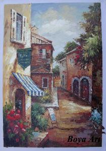 Handmade Oil Painting (CIMG3271)