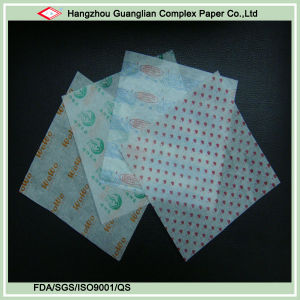 Printed Parchment Paper for Food Wrapping Baking Cooking pictures & photos