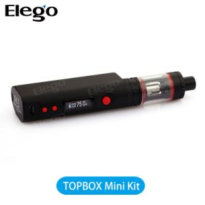 100% Authentic Kanger Topbox Mini Starter Kit E Cigarette (75W) pictures & photos