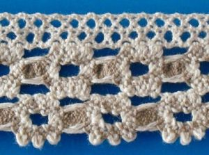 Lace Material (QS10124)