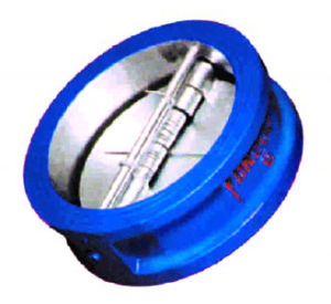 Wafer Type Butterfly Check Valve