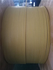 Glass-Fiber Covered Magnet Wire 2.12*3mm