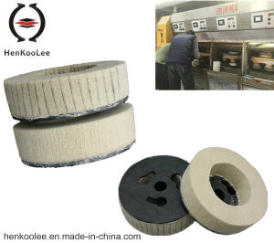 Polishing Wheel for Nano Polishing Woolen Wheel pictures & photos